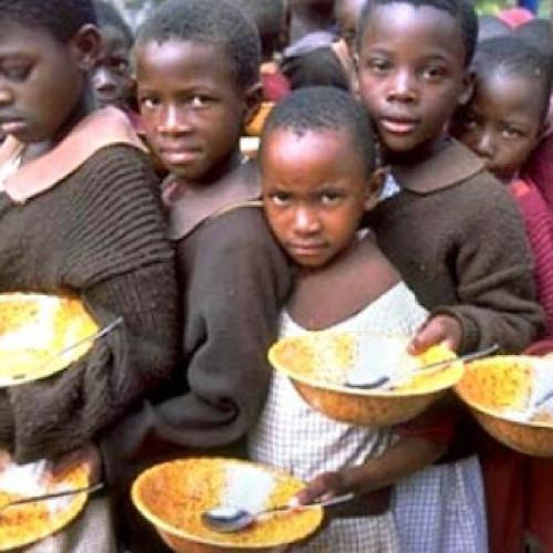1, 200 children die daily in Nigeria from malnutrition