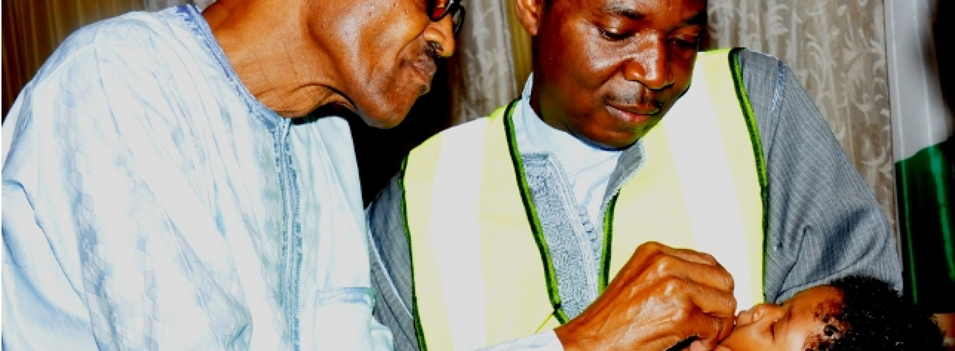 Nigeria immunises 37 million children
