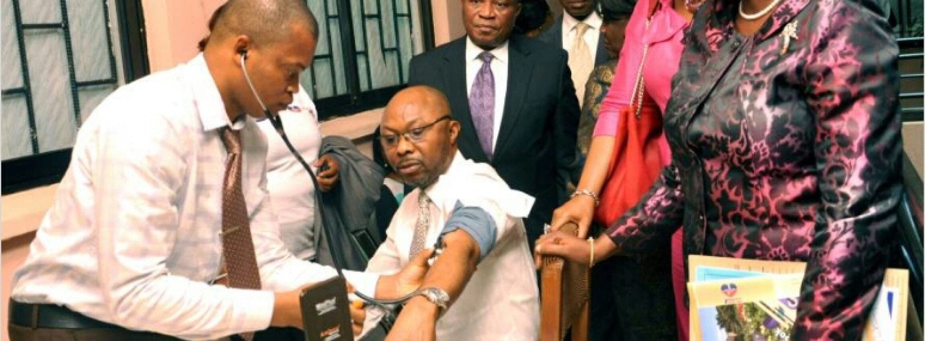 Firm offers free hypertension screening for Abuja residents
