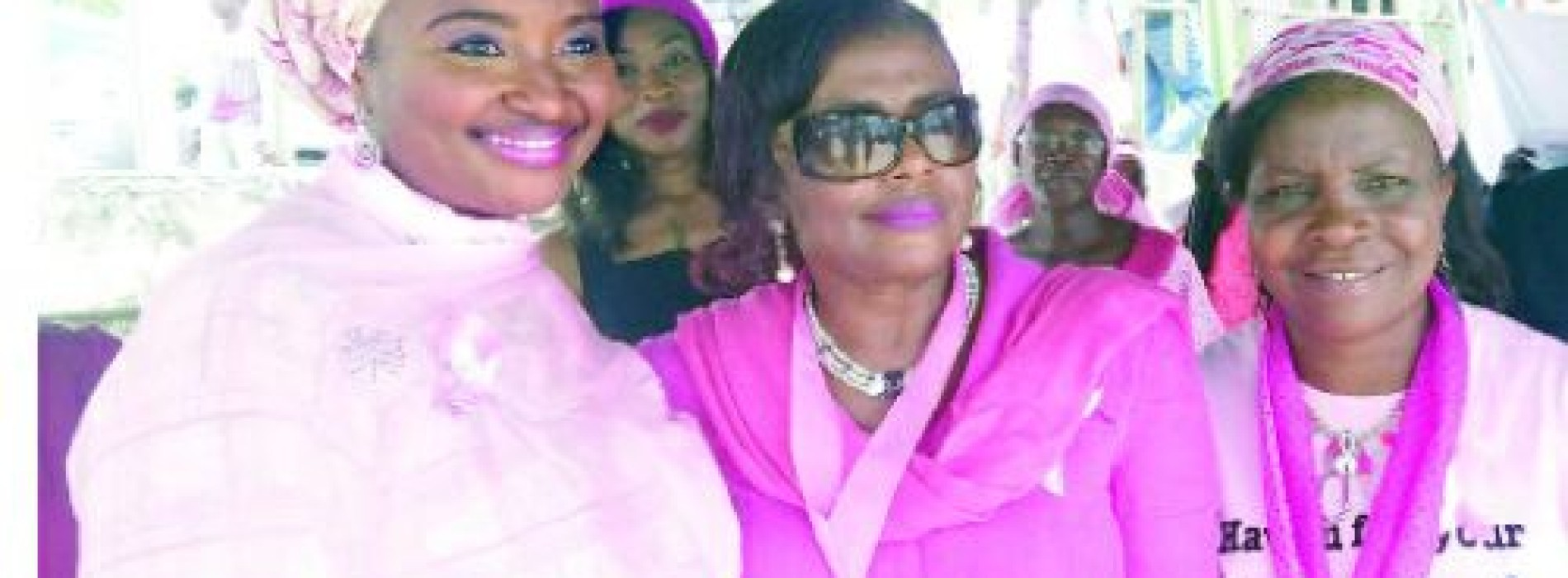 Day Abuja turned pink against cancer