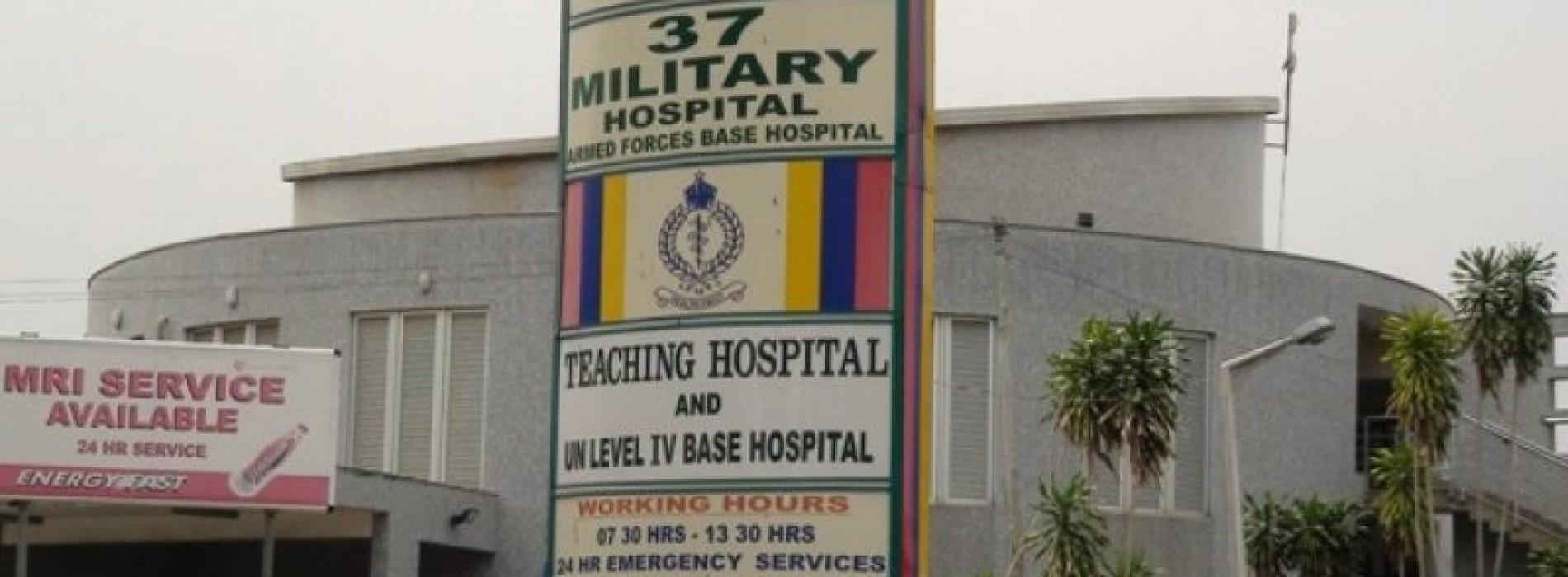 Male baby boom in Ghana's military hospital