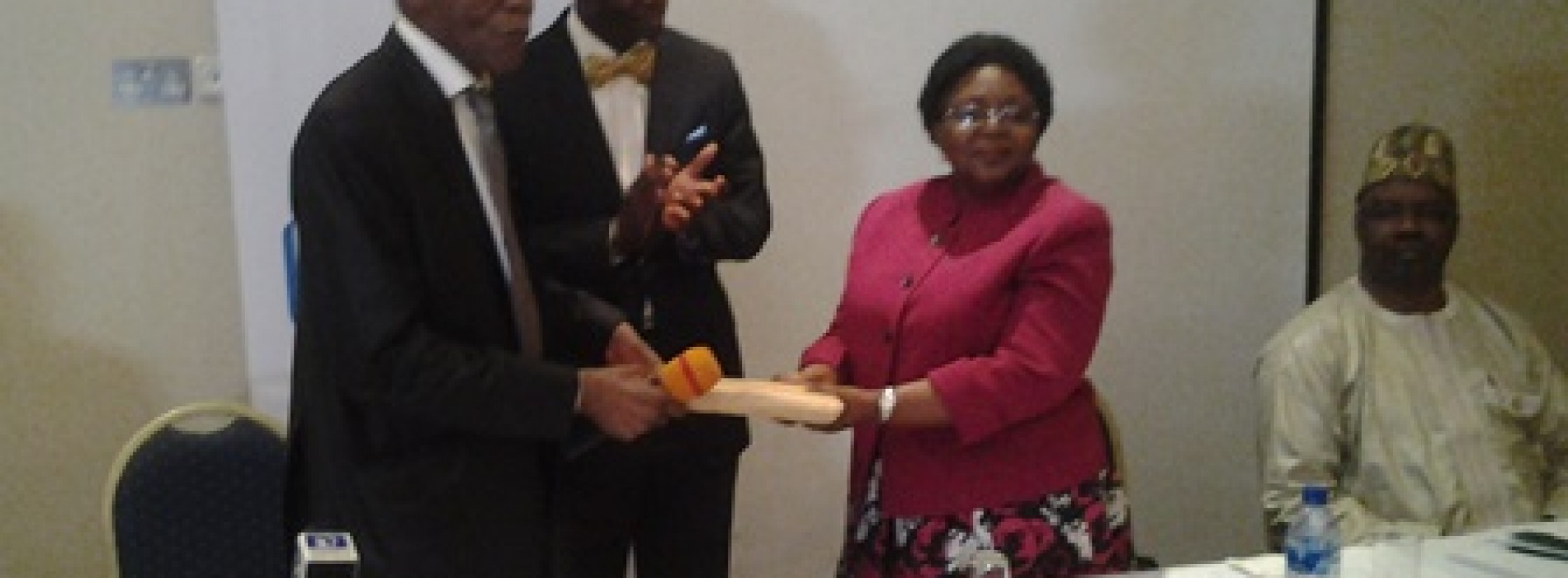 Nigeria Prize for Science: Judges receive entries