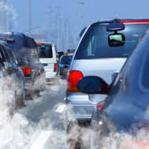 Most of world's population breathes dirty air·