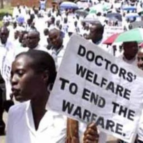 Resident doctors give FG Sept 30 ultimatum  to address health sector issues