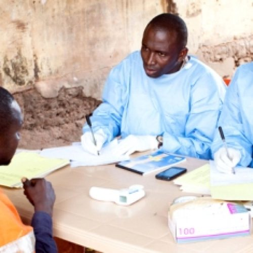 Final trial results confirm effectiveness of Ebola vaccine