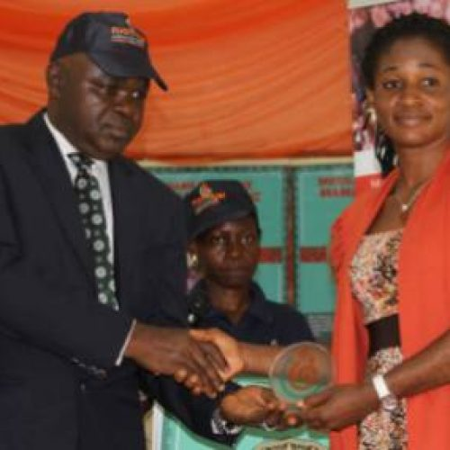 MamaYe launches campaign in Lagos,  gives award