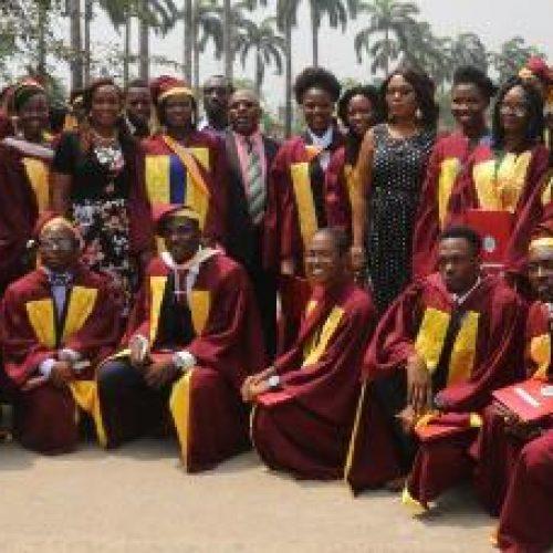 Chevron scholarship scheme produces UNILAG best graduand, 32 First Class