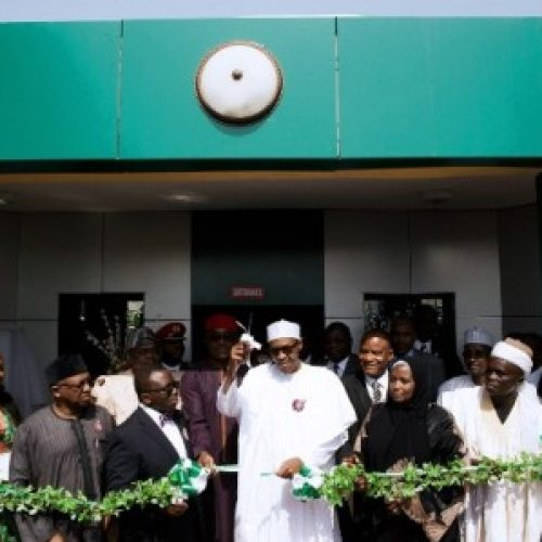 FG begins PHC revitalisation
