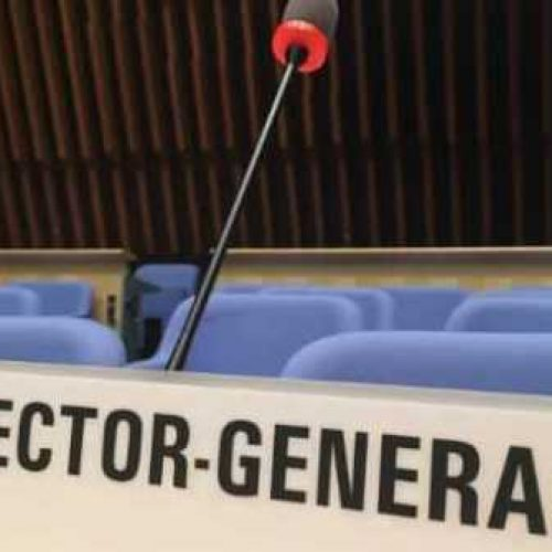WHO DG:  Executive Board names 3 candidates
