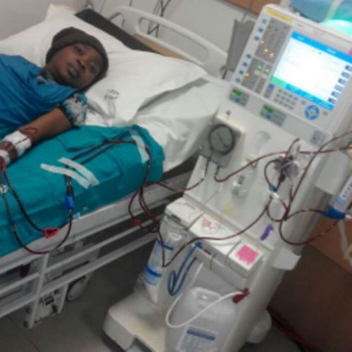 Abandoned by husband,  kidney patient cries for help