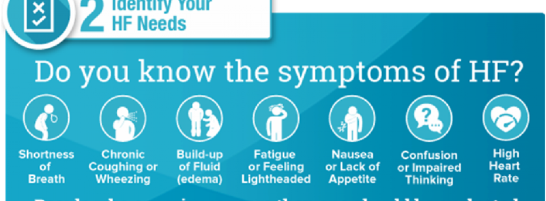 Warning Signs of Heart Failure