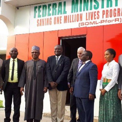 Health minister inaugurates verification agent for SOMLPforR