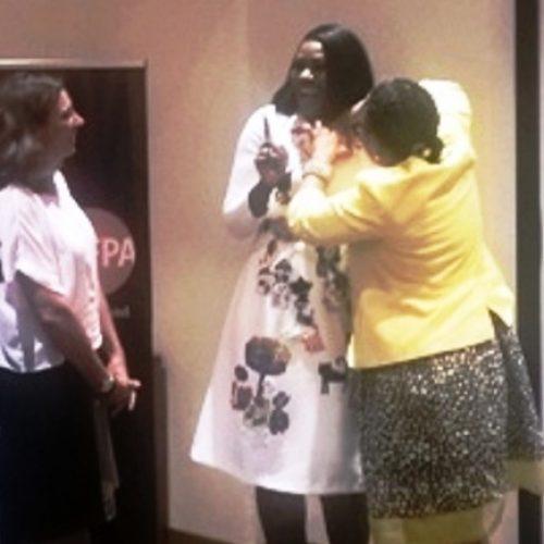 UNFPA names Nigerian actress, Stephanie Linus as Regional Ambassador for Maternal Health
