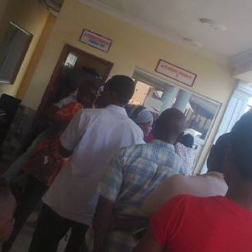 Patients in distress as Kubwa General Hospital introduces data computerisation