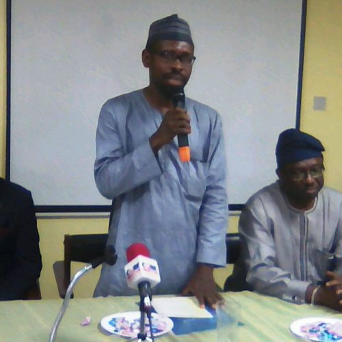 HEWAN symposium: Give adequate information to Nigerians – LUTH CMD urges