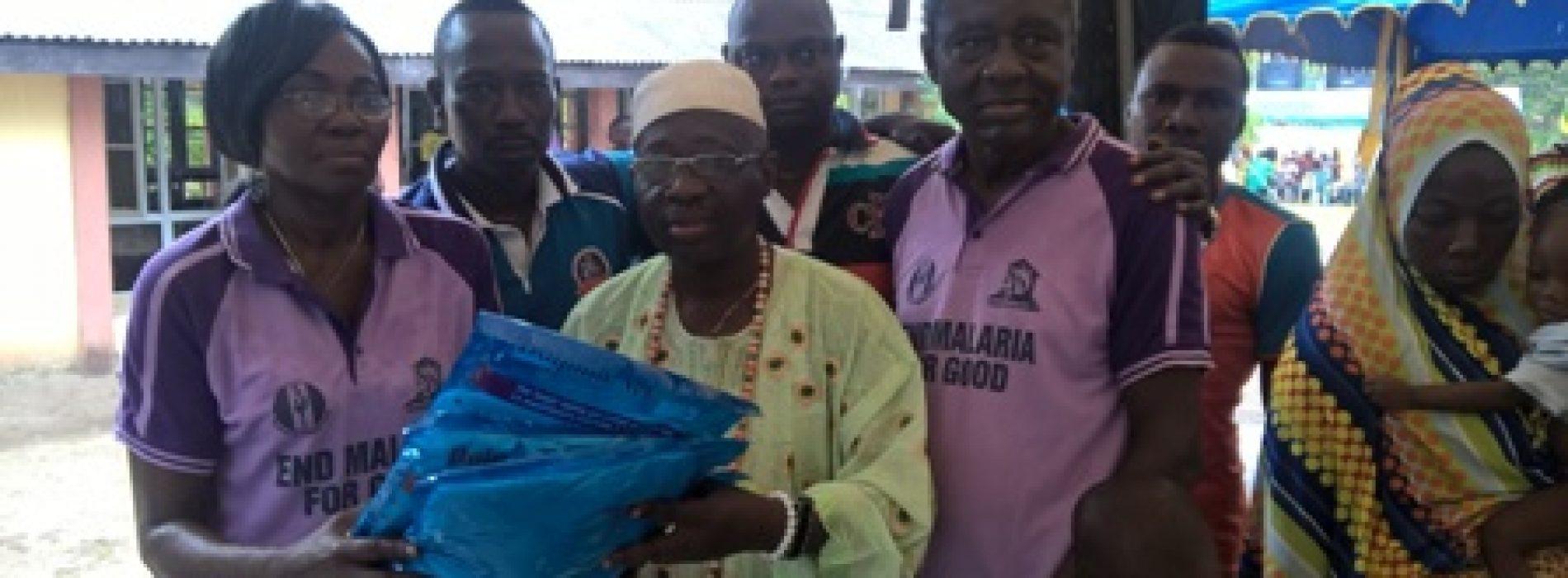 Free malaria treatment for Badagry indigenes