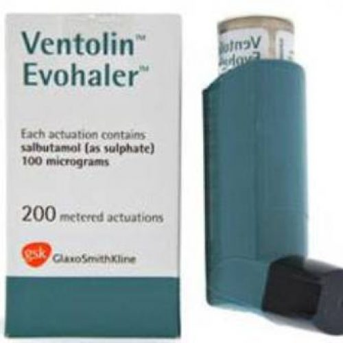 GSK recalls 600,000 Ventolin Inhalers from US