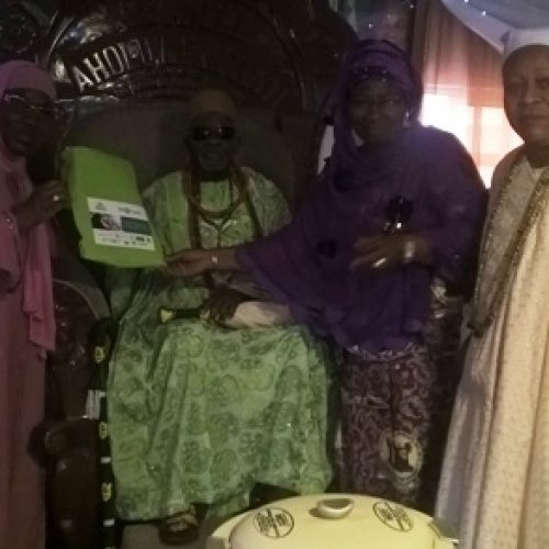 FOMWAN/PACFaH canvass traditional leaders'support in fight against child killer diseases