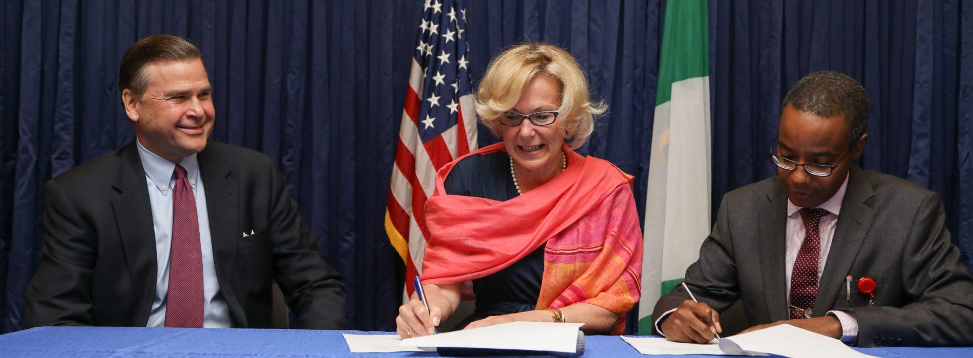 U.S. Government Signs $469 Million Nigeria HIV/AIDS operation plan