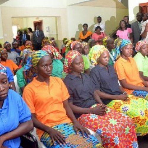 UNFPA donates 'dignity kits' to released Chibok girls