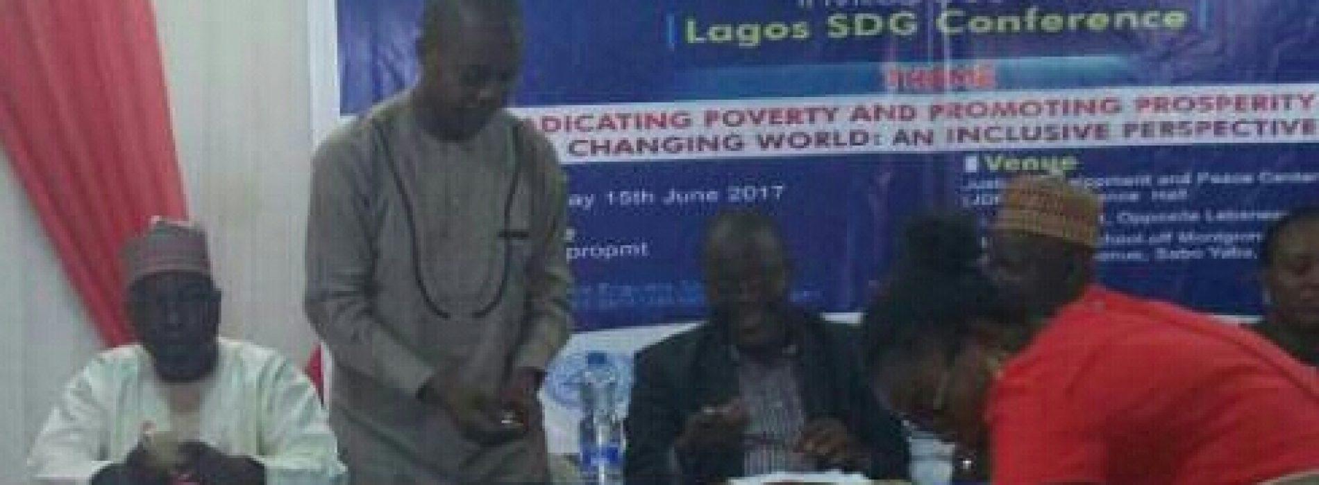 Group laments states' nonchalance towards SDGs