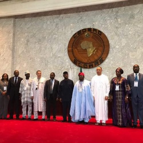 Osinbajo calls for unified approach in tackling ECOWAS health crisis