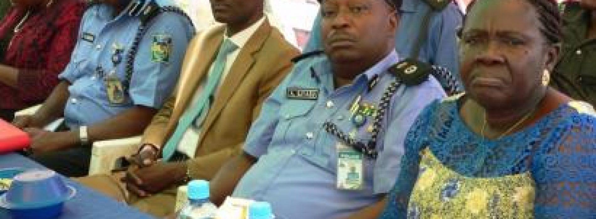FUNAAB lays foundation for community police station