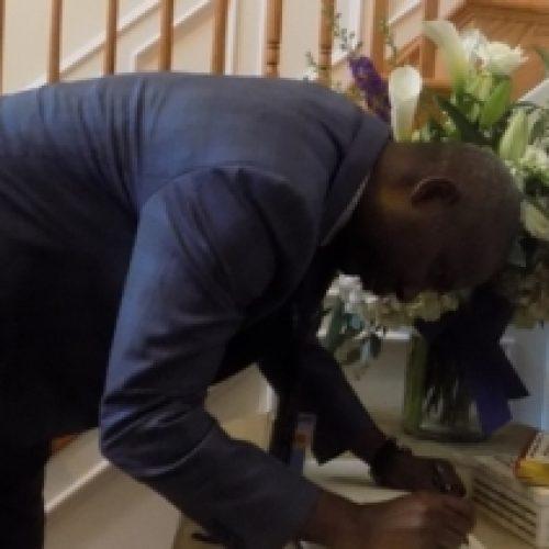 100 countries send condolences over Osotimehin