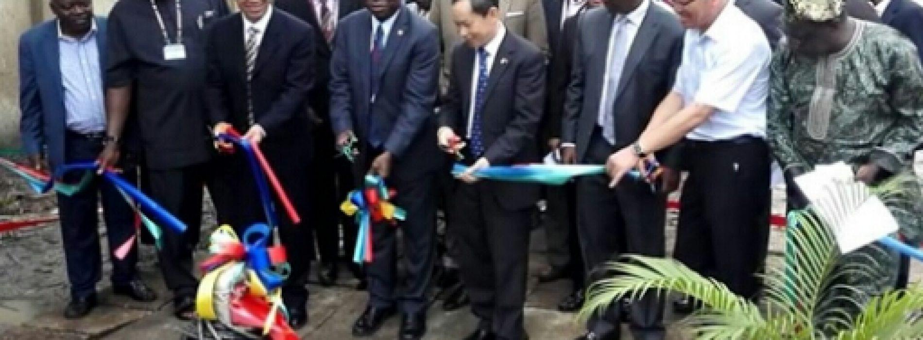 Chinese consulate donates borehole to UNILAG