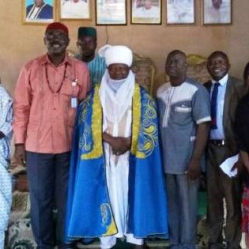 Emir of Shonga urges subjects to embrace maternal death prevention care