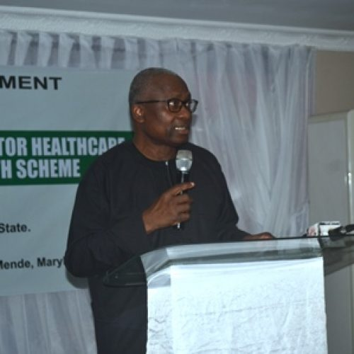 LSHS: Idris tasks public health care providers on provision of quality care