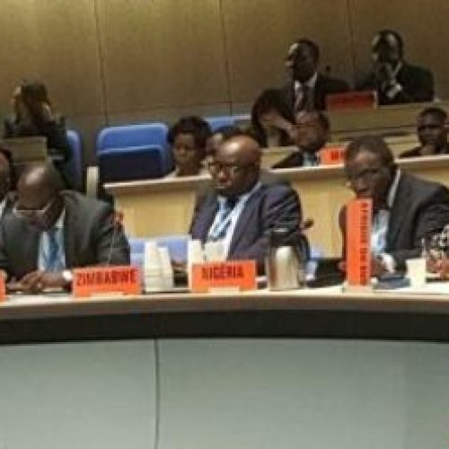 African Health Ministers adopt measures to attain universal health coverage commit