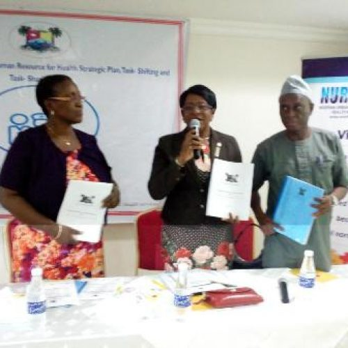 Lagos State Government Validates HRH, TSTS Policy