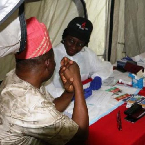 NASS launches trust fund to combat HIV/AIDS