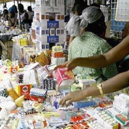 FG bans open drug markets