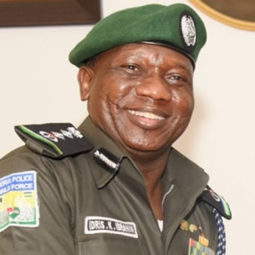 Breaking: Police take over NHIS office