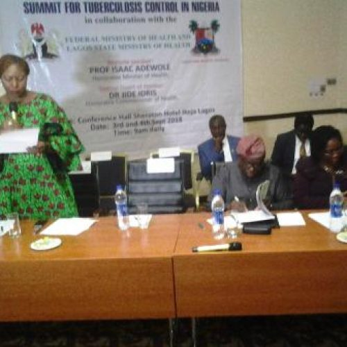 TB: We'll continue to support Nigeria, WHO assures