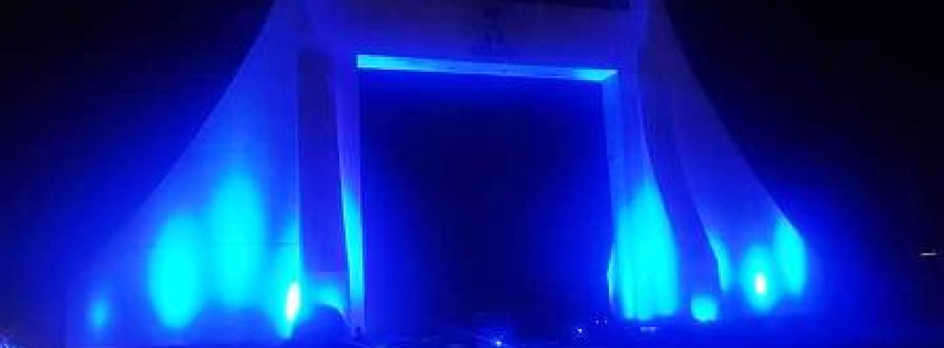 UNICEF lights Abuja gate 'blue' for World Children's Day