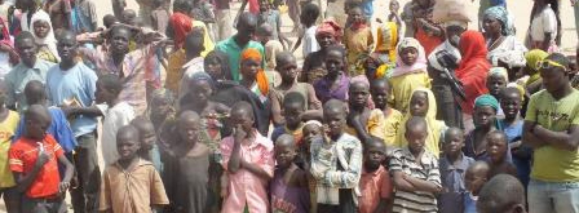 Vigilante group against Boko Haram releases 894 children