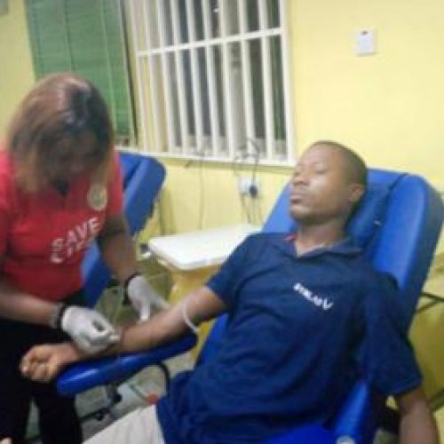 Make blood donation a habit- Haematologist urges Nigerians