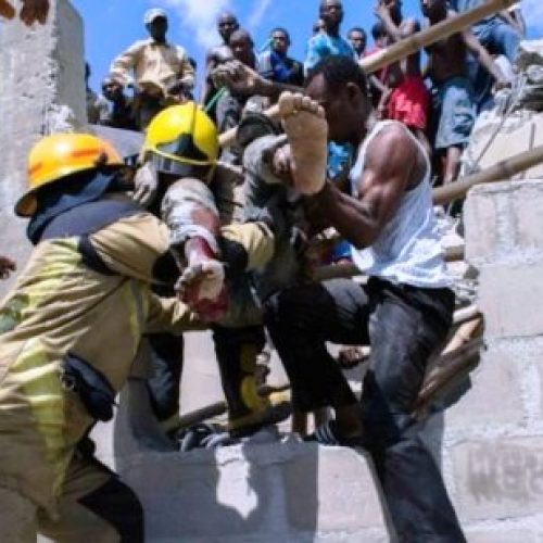 Ita-faji building collapse: Victims get clinical follow-up, rehabilitation