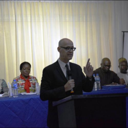 UNODC partners FG to prevent crime, drug use through education