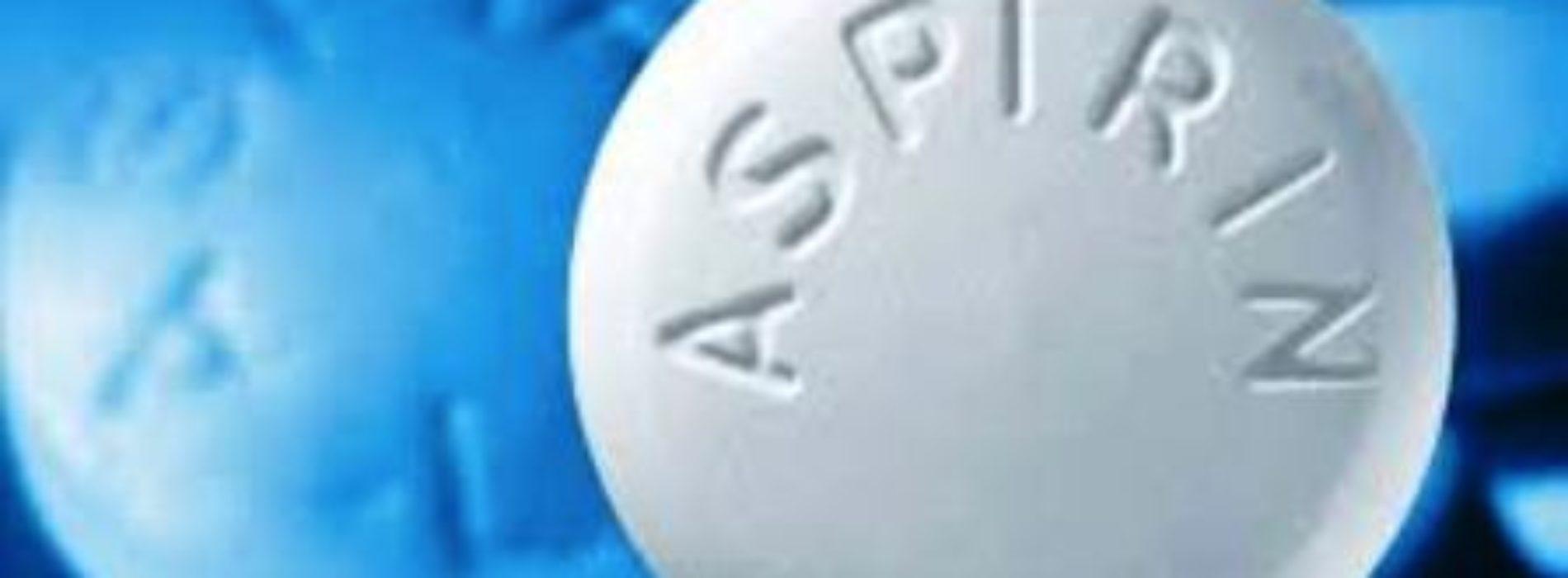 Aspirin may halve air pollution harms