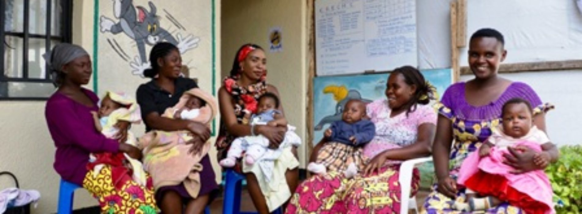 Happy story of mothers who survived Ebola while pregnant