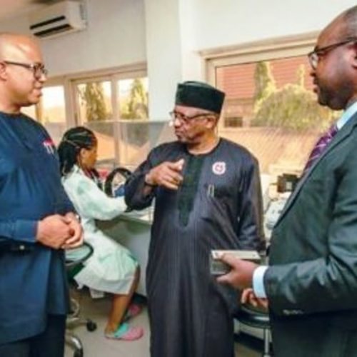 Health minister lauds NCDC over leading role in prevention, control of communicable diseases