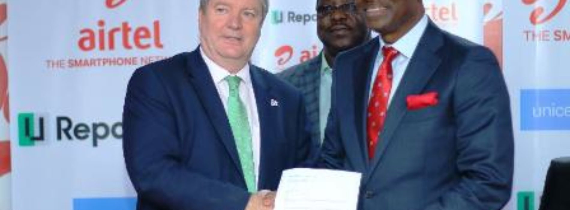 UNICEF, Airtel Nigeria expand partnership to support U-Report