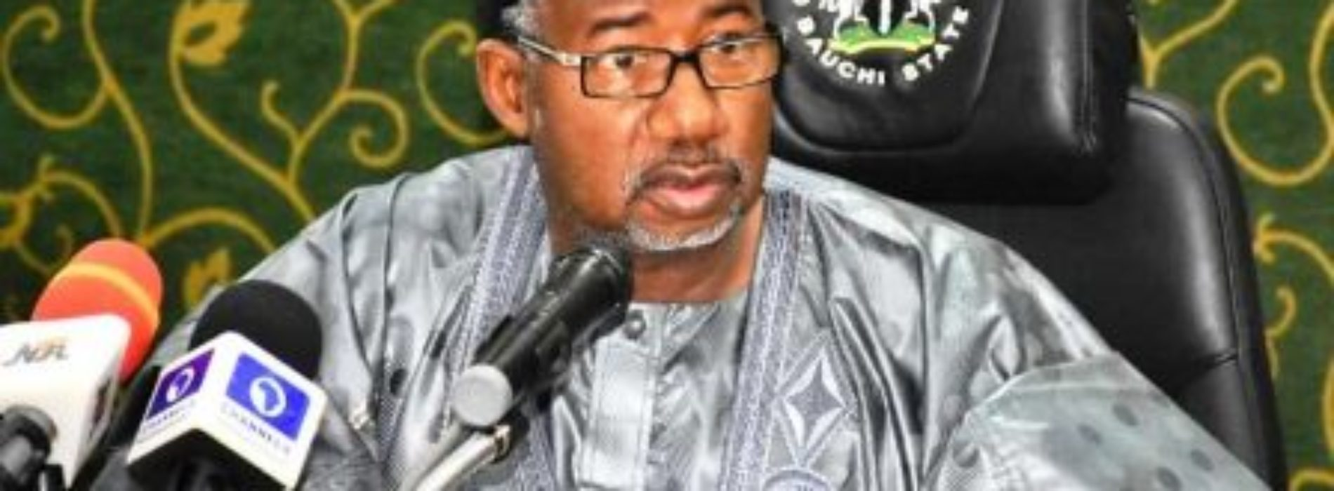 Bauchi governor tests positive to COVID-19 as cases jump to 44