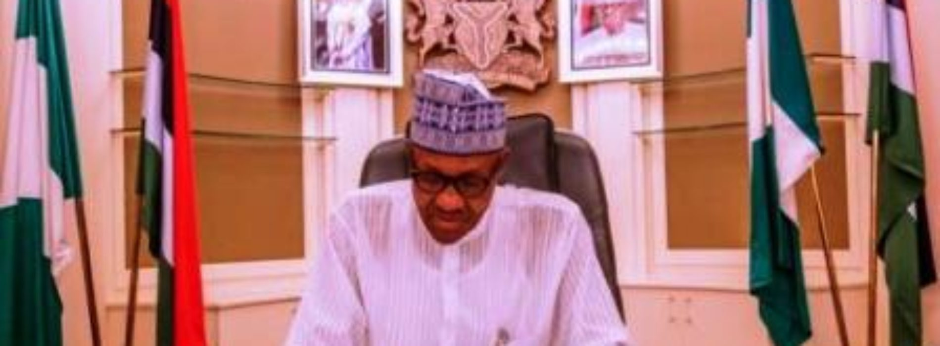 Buhari orders lockdown of Lagos, Abuja, Ogun States for 2 weeks