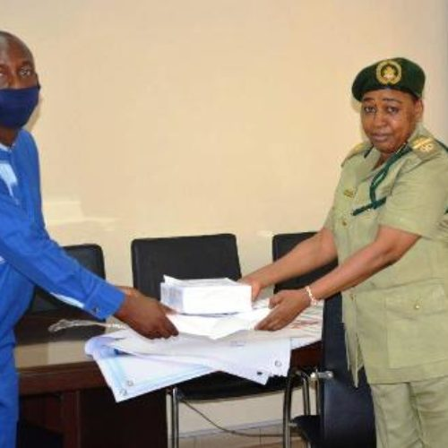 UNODC supports  Nigeria's correctional service to raise awareness on COVID-19