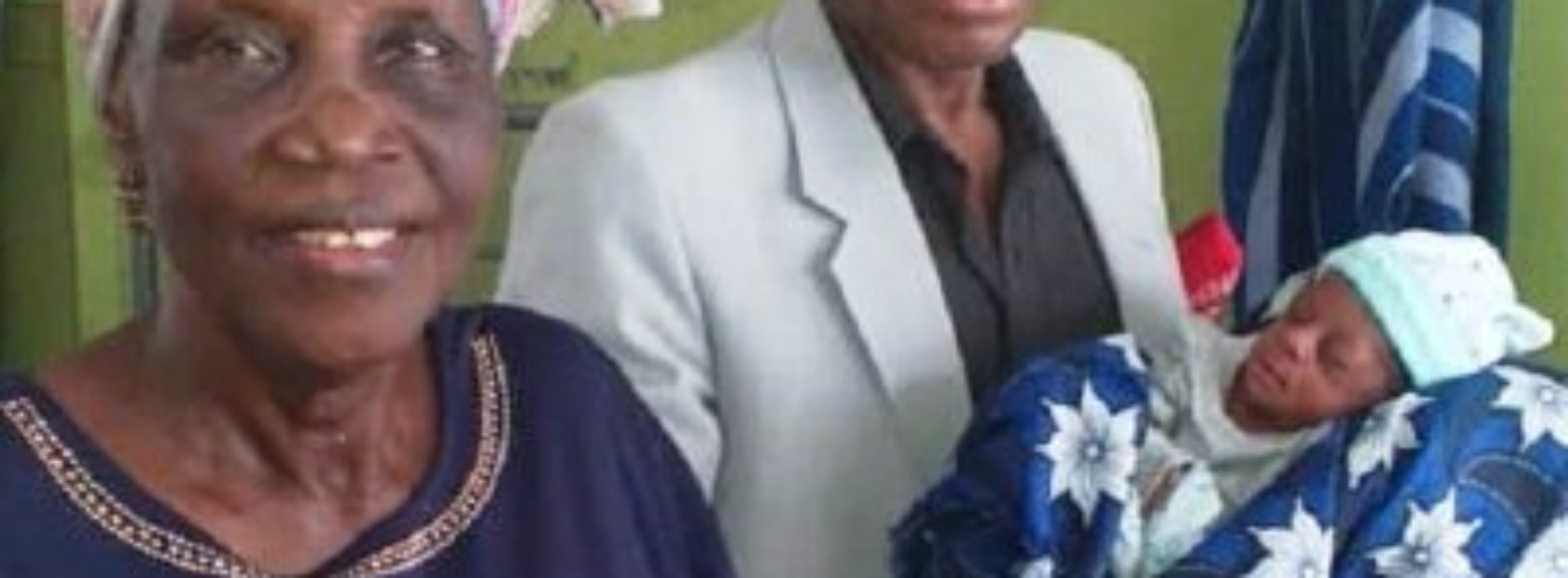 Medical Feat: Woman, 68, delivers twins at LUTH